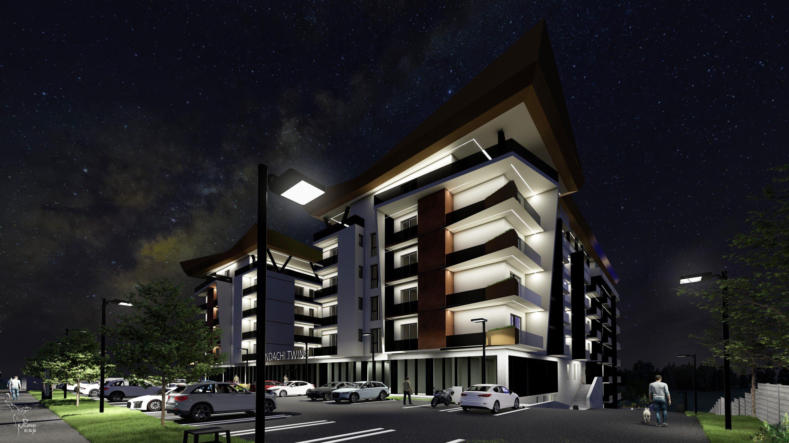 MANDACHI TWINS - Apartamente de lux Suceava